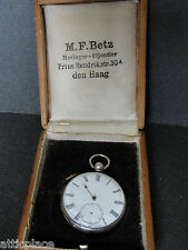 RARE ANTIQUE MOTTU POCKET WATCH