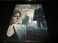 "COFFRET 3 DVD ""ALCATRAZ - L'INTEGRALE DE LA SERIE"" Sarah JONES, Sam NEILL"
