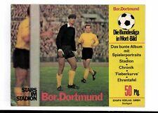 Stars im Stadion Borussia Dortmund 1965 Ehapa Verlag