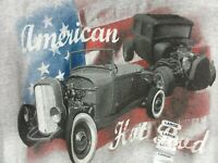 American Hot Rods- Vintage Cars -New w/Tag Mens L. S/S T-Shirt