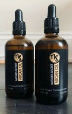 Moroccan argan oil 100% certified organic 100ml, Hair, Face, Skin & Nails.