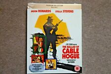 BLU-RAY THE BALLAD OF CABLE HOGUE  PREMIUM EXCLUSIVE EDITION NEW SEALED STOCK