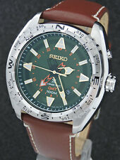 Seiko Prospex Kinetic Land GMT SUN051P1  (ungetragen)
