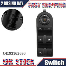 Electric Window Master Switch Control For Vauxhall Opel Tigra B Twintop