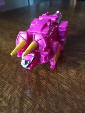 Power Rangers Dino Charge Pink Triceratops Zord Replacement Arm Bandai