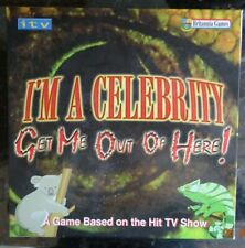 'I'm a Celebrity Get Me Out of Here' Board Game.