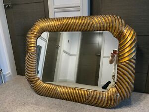 Ornate quality mirror. STUNNING. ADMIRED BY FAMILY AND FRIENDS !!!