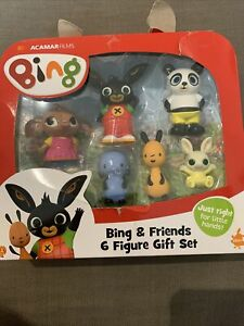 Bing and Friends 6 9cm Figure Gift Set