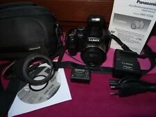 Panasonic LUMIX DMC-FZ48 - 12.1MP -24x Optischer ZOOM - FULL HD Video