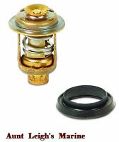 Thermostat Kit with Gasket Johnson Evinrude (5-235 HP) 18-3672 for 434841 310058