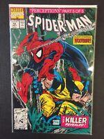 Spider-Man #2,4,5 & 25 1990 Series Marvel Comics Combine Shipping