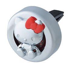 Seiwa Hello Kitty Car Accessory Air Freshener 30 days Shampoo Scent KT467 New