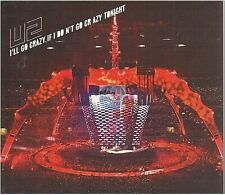 U2 i'll go crazy if i don't go crazy tonight CD MAXI uk digipack