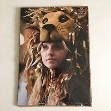 Harry Potter Art Print Luna Lovegood Lion Hat Licensed