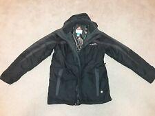 Mens Columbia Omni-Heat Interchangeable Jacket - Black - Medium