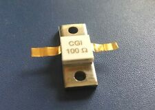 100 ohm 250 Watt Component General  100 ohm Load Resistor to 1 GHZ