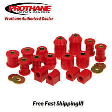 Prothane 1991-1995 Toyota MR2 Total Suspension Bushing Kit 18-2009, fast ship