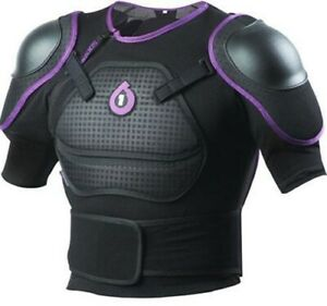 SixSixOne 661 Assault Pressure Suit ADULT Body Armor LARGE Chest Protector Guard