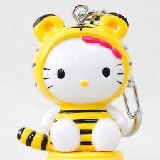 Hello Kitty × Tiger Cosplay Figure Keychain Sanrio Japan Anime Manga