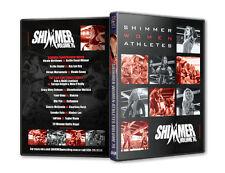 Official Shimmer Women Athletes Volume 76 Female Wrestling Event DVD