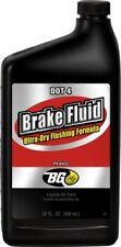 BG DOT4 ULTRA DRY BRAKE FLUID - 320Z - PN84032