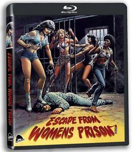 ESCAPE FROM WOMEN'S PRISON - Blu-ray - Italian Crime Exploitation - Uncut