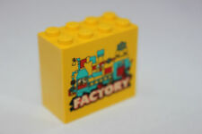 LEGO FACTORY block Picture 2x4 Brick Collectible Legoland Construction toy 4