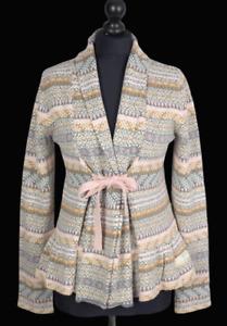 ODD MOLLY Damen Strick Jacke-Cardigan   Gr.2 38