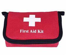 Emergency Medical Travel First Aid Kit Bag Home Small Survival Treatment Box BOB