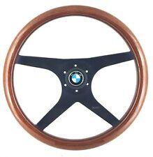 Genuine Momo wood rim 380mm steering wheel. BMW Alpina E9 E24 E21 2002   7A