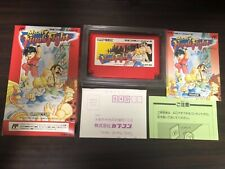 Mighty Final Fight nintendo famicom FC NES Capcom Japan Mint free shipping