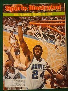 Sports Illustrated 1975 Apr28 NBA Playoffs - Season of Fury - Buffalo Braves