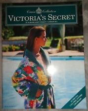 Vtg Victoria's Secret catalog 1993 Jill Goodacre Frederique van der Wal lingerie