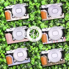 [Melten] Fabric Wood Camera Half Case For Nikon1 J5