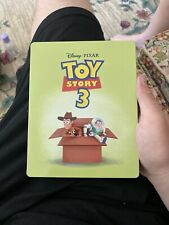 toy story 3 steelbook 4k/bluray/nocode