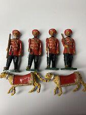 Marlborough Toy Soldiers D9 Delhi Durbar Cheetah Hunt