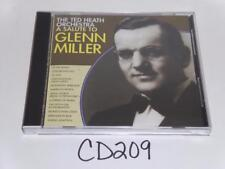 Salute To Glenn Miller The Ted Heath Orchestra CD -1117CD209