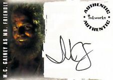 M.C. Gainey - LOST - Autogramm - Signed - Original - Inkworks - Mr. Friendly