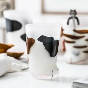 Creative Cat Paws Cute Mug Coffee Milk Glass Cup Office Tumbler Children Gift