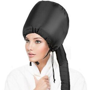 Portable Bonnet Dryer Hair Drying Cap Hood Hat Blow Dryer Attachment Adjustable
