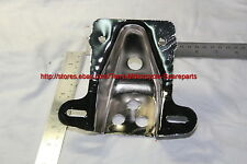 Motorcycle Taillight License Plate Bracket Yamaha RX135 RXK King Chromed Steel