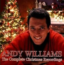 The Complete Christmas Recordings by Andy Williams (CD, Oct-2013, 2 Discs, Real