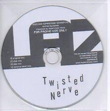(N22) Twisted Nerve, Laz - DJ CD