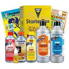 Hesi Starter-Kit Coco für Pflanzen auf Kokos Grow Dünger Substrat Flüssigdünger
