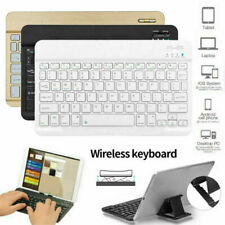 """Ultra-thin Wireless Keyboard Gift For Onn 7"""" 8"""" 10.1"""" inch Android Tablet 2019"""
