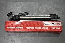 Trípode Hama Alfa 60 En Caja Marca nuevo como nuevo sin usar 51-122CM altura