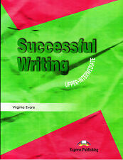 Express Publishing exitosa escritura superior intermedio/Virginia Evans @NEW @
