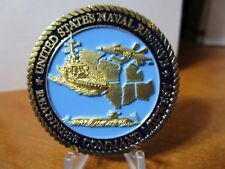 United States Naval Reserve Readiness Center Midwest CDR 's Challenge Coin #6302