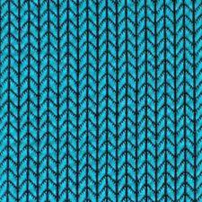 Hamburger Liebe Knit Knit Türkis Biostoff Jacquard-Jersey Albstoffe Jersey