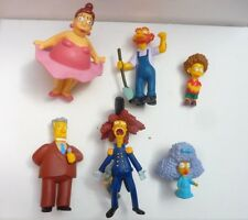 JOUET LOT FIGURINES SIMPSON PVC STYLE SCHLEICH PAPO PLASTOY BULLY